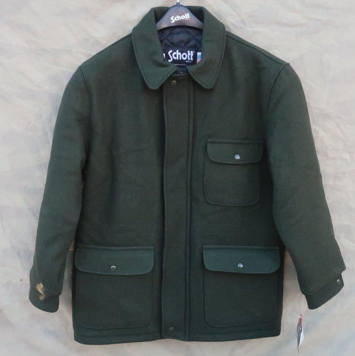 Vintage Schott 745 Wool Hunting Jacket