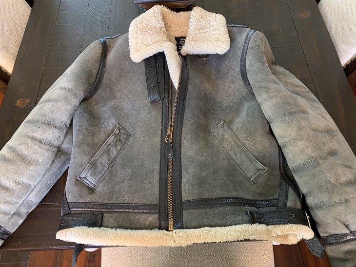 My B3 Jacket