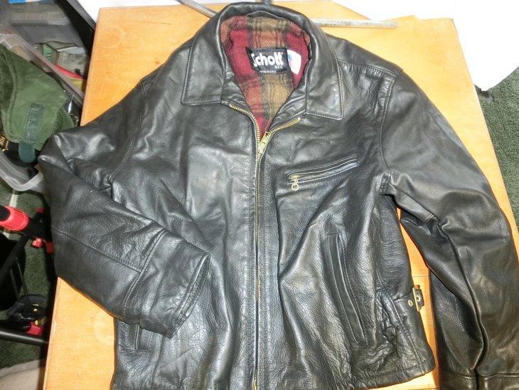 Leather Jacket - 135 style