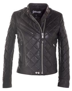 2603W - Women's Leather Cafe Jacket