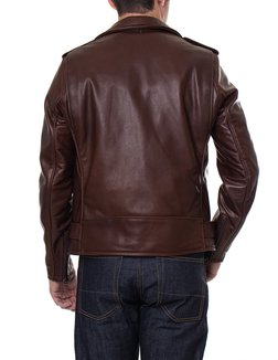 Leather men for schott jackets Jackets Made