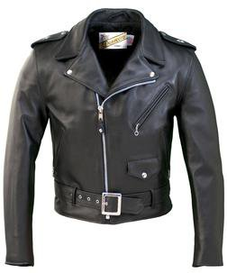 613 - One Star Perfecto® Leather Motorcycle Jacket