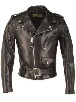 618HH - Horsehide Perfecto Leather Jacket