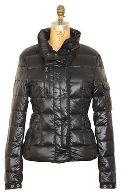 9391DW - Women's Down Filled Hip Length Ski Jacket
