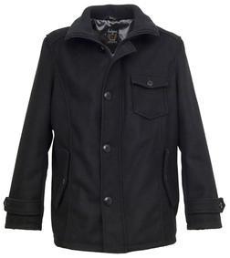 DU738 - Wool Car Coat