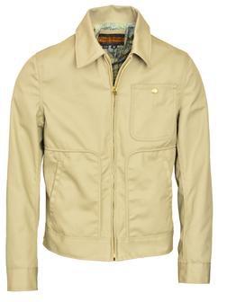 "P8460 - ""Jobber"" Civilian Coast Guard Work Jacket"