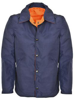 P8450 - Reversible Rain Jacket Worn by Security and Safety
