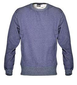 PF01 - Men's Crew Neck Sweatshirt (Indigo)