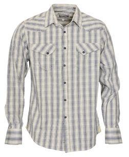 SH1428 - Dobby Western Shirt