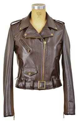 SPERW - Lambskin Perfecto Leather Jacket in Colors