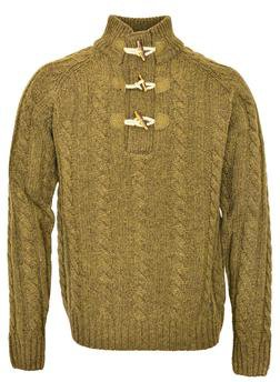 """SW1420 - 26"""" Toggle Pullover Sweater"""