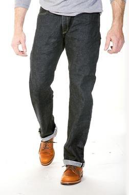 US6022 - 16 Oz. Jeans Medium Fit Japanese Selvedge Denim (Indigo)