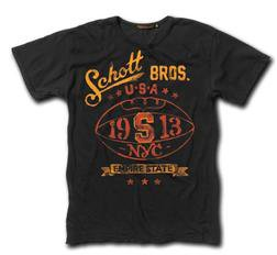 TFB1 - Football Logo Tee (Black)