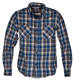 SH1601 - Men's Cotton Shirt