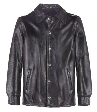Men S Coach S Leather Jacket