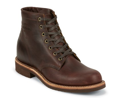 M25CD - Chippewa 6' Cordovan Service Boot
