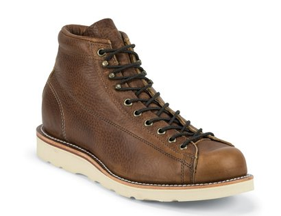 "M35CC - Chippewa 5"" Bridgemen-Lace To Toe"