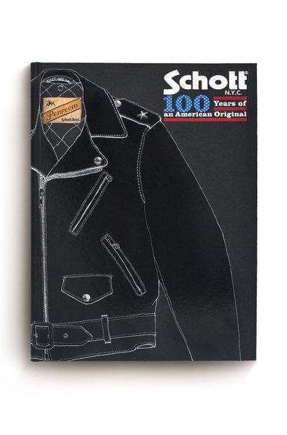 BOOK1 - Schott NYC - 100 Years of an American Original