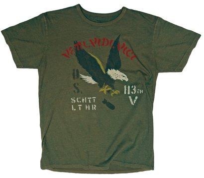 TVENI1 - Eagle Bomber Tee