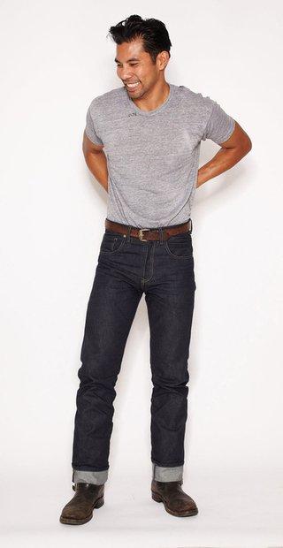 WILL32 - Willie Rigid - Boot Cut Jeans